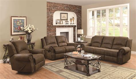 Bradley S Furniture Etc Rustic Reclining Sofas And Rustic Reclining Sofa