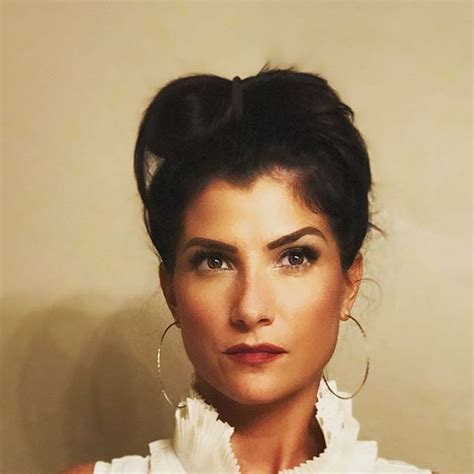dana loesch short hair nothing but the finest top knot for when i m in the office