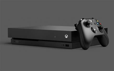 X One X this is the xbox one x microsoft s project scorpio bgr