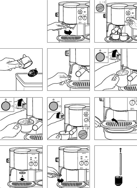 Page 6 Of Krups Coffeemaker Art 874 User Guide
