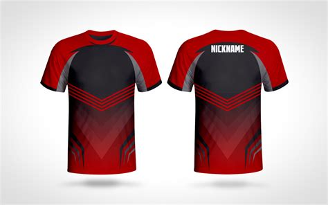 Kaos E Sport Gaming Team premade esports jersey design for sale team jersey for