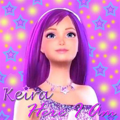 keira debut single quot quot barbie movies fan art 32786386 fanpop
