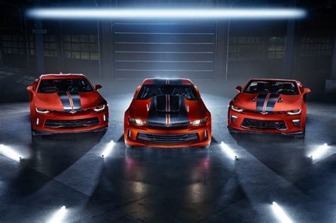 chevy introduces 2018 copo camaro with 302 c i d engine
