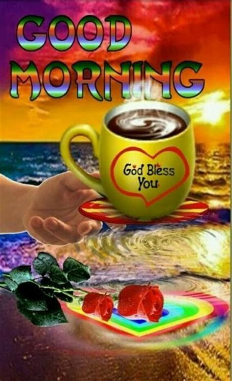 colorful good morning god bless  pictures   images  facebook tumblr pinterest