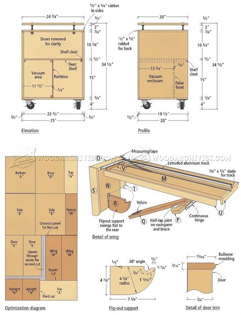 saw station plans ultimate miter saw stand plans woodarchivist
