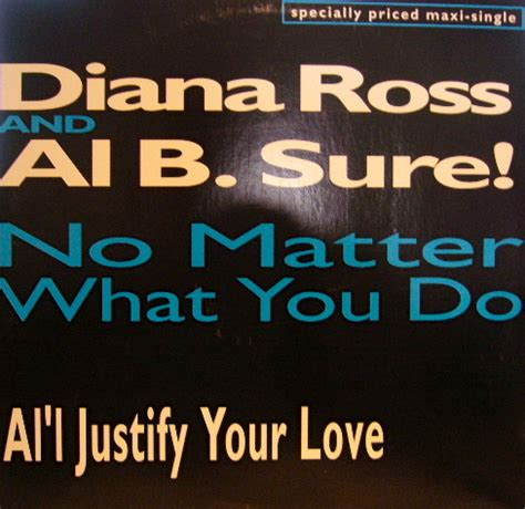 Diana Ross And Al B Sure No Matter What You Do