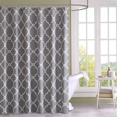 grey bathroom curtains best 25 gray shower curtains ideas on pinterest spa