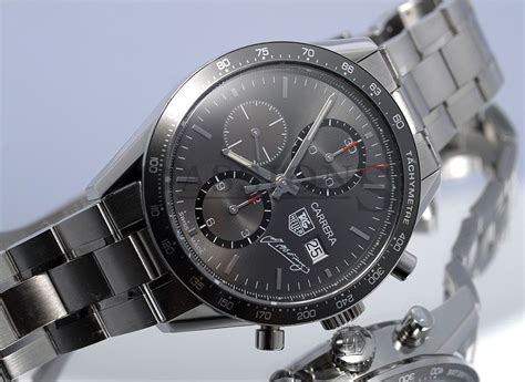 Tag Heuer 50 Th Anniversary Limited Edition Brs tag heuer 42mm quot chronograph 50th anniversary fangio quot auto date ref cv201c l edition of