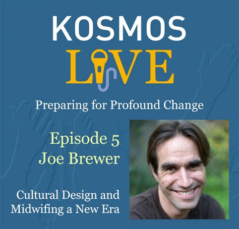 Divashop Podcast Episode 5 by Kosmos Live Podcast Joe Brewer On Cultural Design And