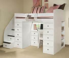 Bunk Bed W Desk Underneath Space Saver Loft Bed W Chests Awesome This Is Awesome And Bedroom Furniture