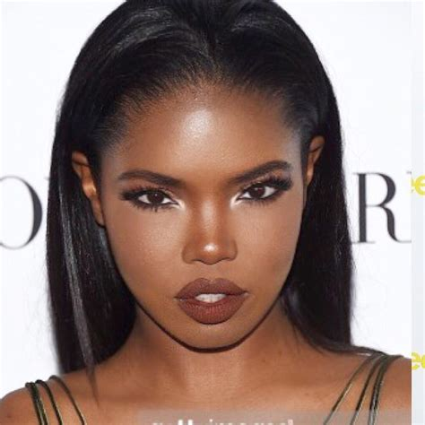 dark skin celebrity hair style black women 611 best images about glam it up make up looks for women