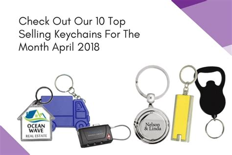 check out the top 20 for this month the qa wiki check out our 10 top selling keychains for the month april