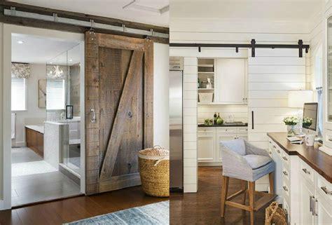master arredamento interni vecchie porte da granaio una soluzione irresistibile per