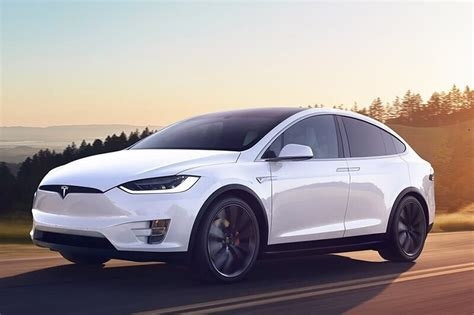 Tesla X Suv Tesla Model X Is The Safest Suv With 5 In Every Category