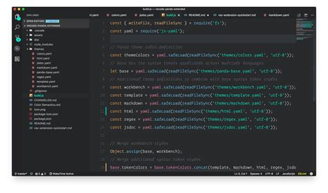 themes vscode best vs code themes of 2017 scotch