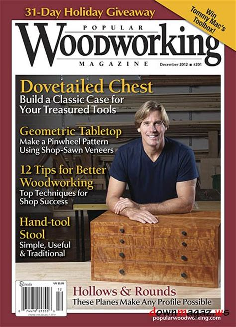 woodworking plans and projects magazine pdf
