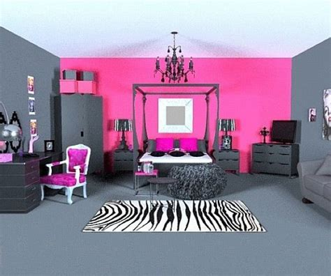 hot pink rooms 1000 images about pink and grey on pinterest hot pink