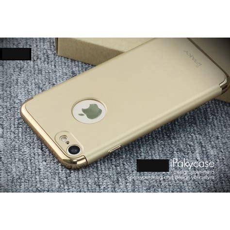 Ipaky Ori Iphone 7 47 47 Back Hardcasecasingneo 704 луксозен твърд гръб със златисти лайсни оригинален Ipaky