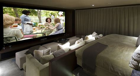 cinema with beds matthew perry s malibu home 13 500 000 pricey pads