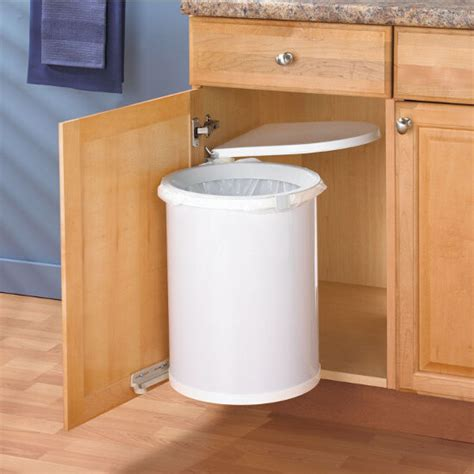Door Mounted Kitchen Garbage Can With Lid by 92 Door Mounted Kitchen Garbage Can With Lid