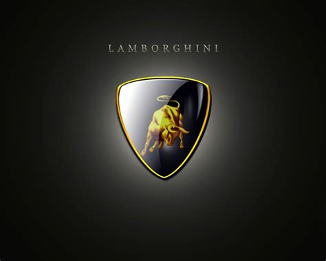lamborghini symbol hd car wallpapers lamborghini emblem