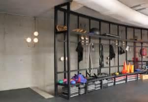 Home Yoga Studio Design Ideas dubai based anarchitect creates industrial interiors for