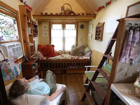 Tiny Houses Cincinnati | tiny homes in greater cincinnati living small in a big