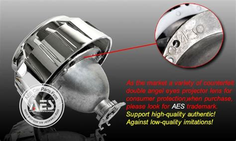 Shroud Projector G1 aes g1 projector lens kit hid bi xenon for car headl view aes g1