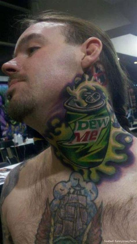 worst neck tattoo ever 96 best images about bad tattoos on pinterest really bad