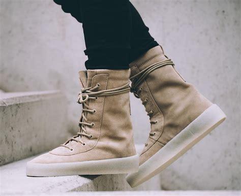 Diskon Adidas Yeezy Crepe Boots Black Season2 yeezy season 2 crepe boot release date sneaker bar detroit