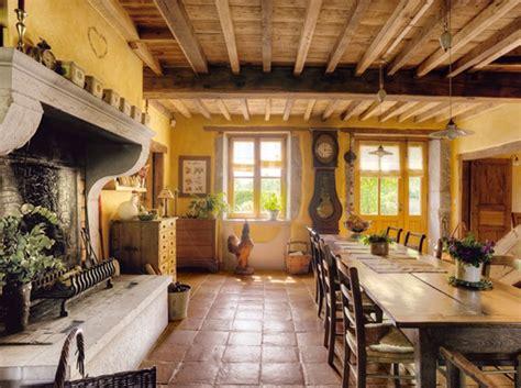 Kitchen Dining Room With Fireplace Provence обсуждение на Liveinternet российский