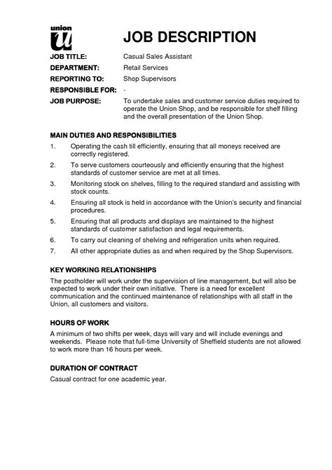 resume for a sales job associate example professional 1 463 600