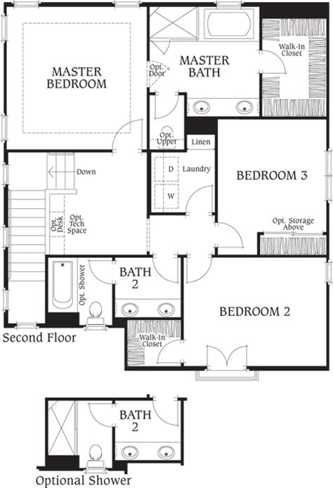 pulte floor plan archive pulte floor plan archive best free home design idea