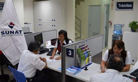 portal de servicios al contribuyente sunat implementa nuevo centro de servicios al