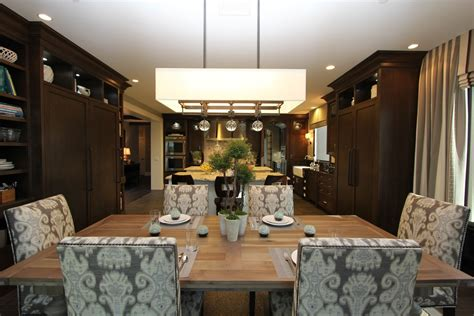 htons inspired luxury home kitchen dining room robeson