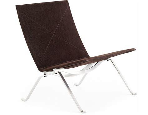 Modern Armchair Sale Poul Kjaerholm Pk22 Chair Hivemodern Com