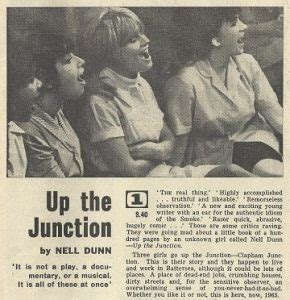 film up the junction 1965 up the junction 1965 sheldon times sheldon hall on