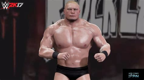 wwe  pc mods brock lesnar retro ruthless aggression