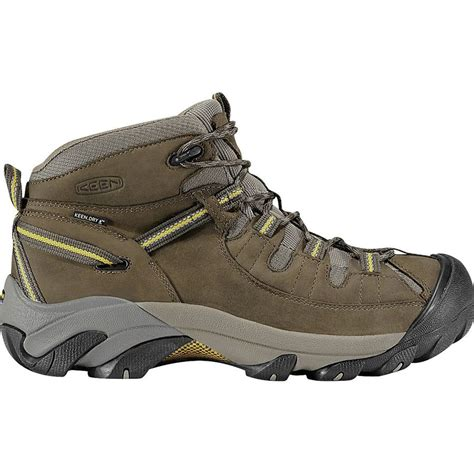 mens mid hiking boots keen targhee ii mid hiking boot wide s