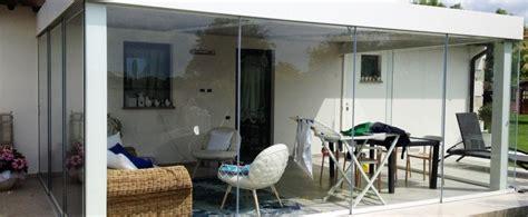 chiudere veranda a vetri veranda chiusa a vetri