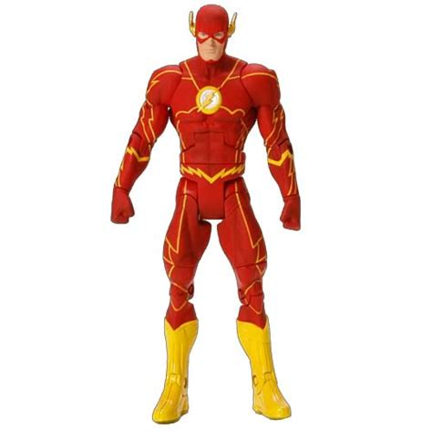 figure flash dc unlimited flash new 52 figure mattel flash