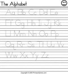 abc activity pages primarygames com free printable