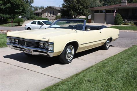how do i learn about cars 1969 mercury cougar engine control 1969 mercury monterey for sale 1937172 hemmings motor news