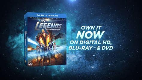 fresh off the boat season 1 blu ray dc s legends of tomorrow season 1 dvd blu ray promo hd