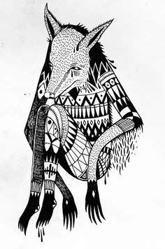 37 Best Indian Coyote Tattoo images | Coyote tattoo