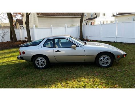porsche cars for sale by owner 1987 porsche 924s classic car sale by owner in rahway