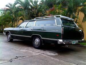 Ford Country 1971 Ford Country Squire Overview Cargurus