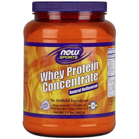 Whey Protein 1 Lbs whey protein concentrate unflavored 1 5 lbs health store vitamins