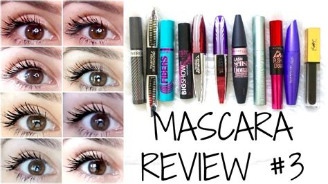 My Top 5 Mascaras by Mascara Reviews Best Worst Mostly Drugstore Eye