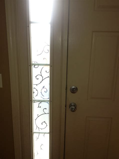 Windows Next To Front Door 17 Best Images About Front Door Ideas On Privacy Window White Paint Pen And Knobs
